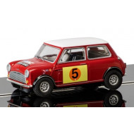 Scalextric Mini Cooper S Rally 1966