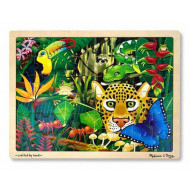 M&D - Rainforest Jigsaw - 48pc