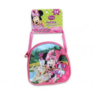 Minnie Mouse Carry & Go Mini Puzzle Purse