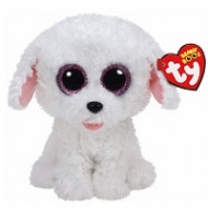 Beanie-Boos-Pippe-The-Dog-White-Medium