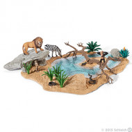 Schleich - Watering Hole