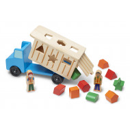 M&D - Shape-Sorting Dump Truck