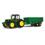 John Deere Big Farm M2 Tractor With Wagon 16 inch