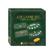 4 IN 1 GAME SET