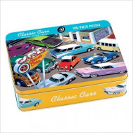 Classic Car 100pc Puzzle