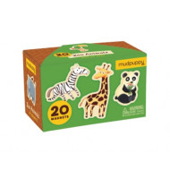 Magnet-Bx-Zoo-Animals