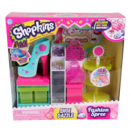Shopkins Fashion Spree Themed Playset Assorted