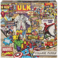 Disney 1000pce Marvel Collage Puzzle
