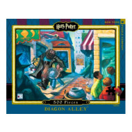 NYPC Harry Potter Diagon Alley 500pc Jigsaw Puzzle