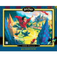 NYPC Harry Potter Quidditch 1000pc Jigsaw Puzzle