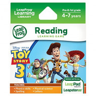 LeapFrog Learning Game Disney Pixar Toy Story 3 Game