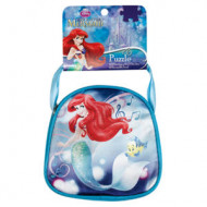 Disney Princess Carry & Go Mini Puzzle Purse (Ariel)