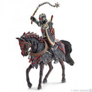 Schleich - Dragon Knight on Horse with Flail