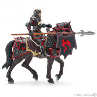 Schleich - Dragon Knight on Horse with Lance