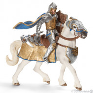 Schleich - Griffin Knight on Horse