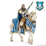 Schleich - Griffin Knight King on Horse