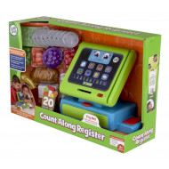 LeapFrog Count Along Till/Register (British Voices)