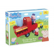 Peppa Pig Construction Grandpa Pigs Train & Peppa