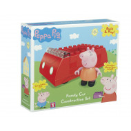 Peppa Pig Construction Family Car With Mummy