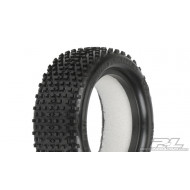 Proline Crime Fighter 2.2inch 4WD M4 (Super-Soft) Off-Road Buggy Front Tyres (2)