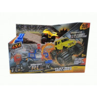 42 Pcs 4WD Friction Beach Motorcycle