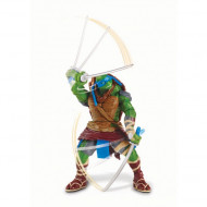 91540 TMNT Movie Deluxe Figure Combat Warriors Assortment - Leonardo
