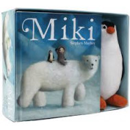 Miki Book And Soft Toy
