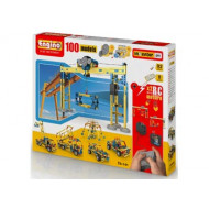 Engino Inventor Pro 100 Piece with 2 RC Motors