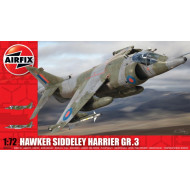 Airfix Hawker Harrier Gr3