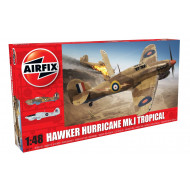 Airfix Hawker Hurricane Mk1 - Tropical