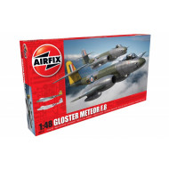 Airfix Gloster Meteor F8 1:48 Scale