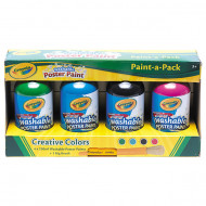 Crayola Paint and Pack Creative