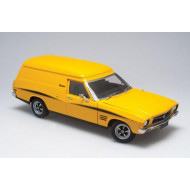 Biante 1:18 Holden HQ Sandman Panel Van - Chrome Yellow