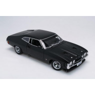 Biante Ford XA Falcon GT Hardtop- Plain Body- Matte Black 1:18