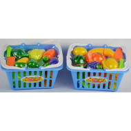 Fruit Cut in Basket Assorted