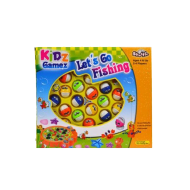 Shuffle Kidz Fishing Game - Battery Operated