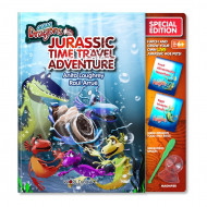 Aqua Dragons Jurassic time travel book