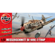 Airfix Messerschmitt Bf109e - Tropical 1:72