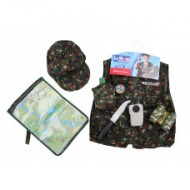 Military Forces Vest with Accessories