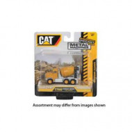 CAT Diecast 3.5 Metal Machines Assorted