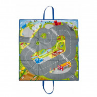 Miniland Minimobil Traffic Box Playmat