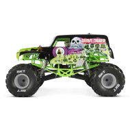 Axial 1/10 Grave Digger Monster Jam 4wd RTR