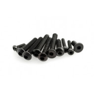 Axial M3X10mm Socket Tapping Button Head Screw
