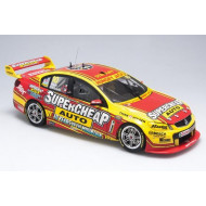 Biante 1:18 Holden VF Commodore #10 Slade/DAlberto Supercheap Auto Racing Bathurst 2014 V8 Supercar