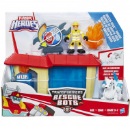 Transformers Robot Rescue Adventure Assorted