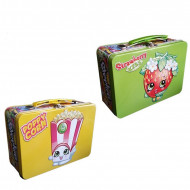 Shopkins Collector Tin with Shopkins Toy