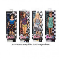 Barbie Fashionistas Assorted