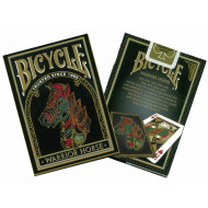 Bicycle Poker Warrior Horse