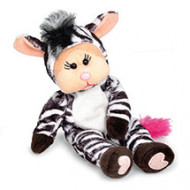 Beanie Kids Zara the Zebra Bear