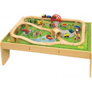 Big Jigs - Services Train Set and Table
